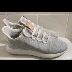 Adidas Tubular Sneakers Gray 6.5 Women
